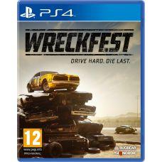 Wreckfest (русская версия) (PS4)