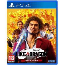 Yakuza: Like a Dragon Day Ichi Edition (PS4)