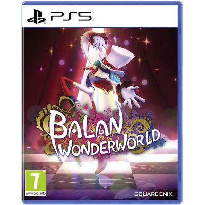 Balan Wonderworld (русская версия) (PS5)