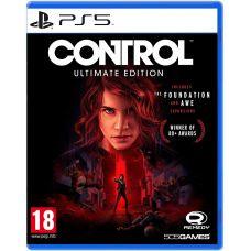 Control Ultimate Edition (русская версия) (PS5)