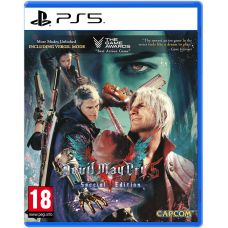 Devil May Cry 5 Special Edition (русская версия) (PS5)