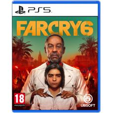 Far Cry 6 (русская версия) (PS5)