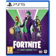 Fortnite The Last Laugh Bundle & 1000 V-Bucks (ваучер на скачивание) (русская версия) (PS5)
