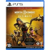 Mortal Kombat 11 Ultimate. Limited Edition (русская версия) (PS5)