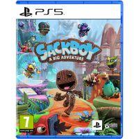 Sackboy: A Big Adventure (русская версия) (PS5)
