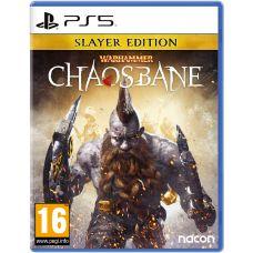 Warhammer: Chaosbane Slayer Edition (русская версия) (PS5)