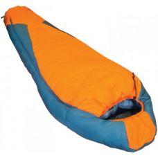 Спальный мешок Oimykon оранжевый/серый L