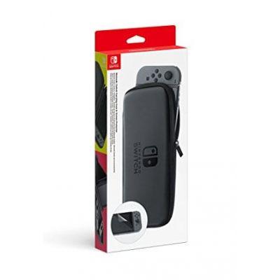 Чехол + защитная пленка Carrying Case для Nintendo Switch