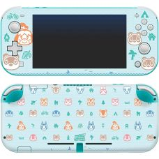 Controller Gear Authentic Animal Crossing: New Horizons - Outdoor Pattern - Nintendo Switch Lite Skin Officially Licensed by Nintendo