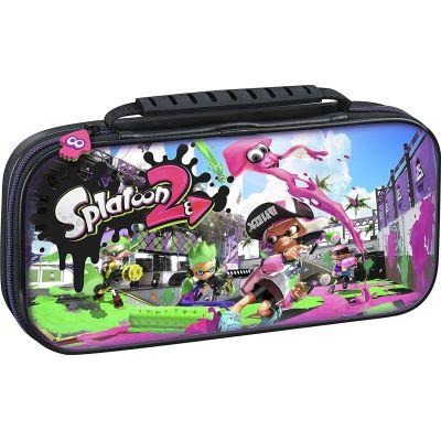 Чехол Deluxe Travel Case Splatoon 2 для Nintendo Switch Officially Licensed by Nintendo