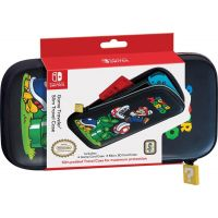 RDS Industries Game Traveler Slim Travel Case for Nintendo Switch (Super Mario) Officially Licensed by Nintendo