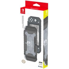 Hori Hybrid System Armor (Gray) для Nintendo Switch Lite Officially Licensed by Nintendo