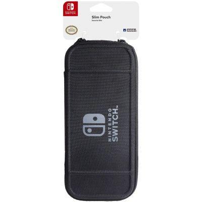 Чехол HORI New Tough Pouch (Black) для Nintendo Switch Officially Licensed by Nintendo