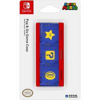 Hori Push Card Case (Mario) Officially Licensed by Nintendo
