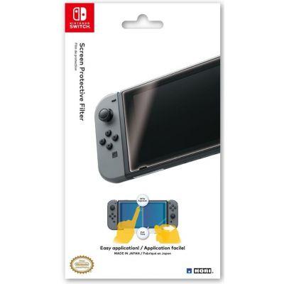 Защитная пленка Hori Screen Protective для Nintendo Switch Officially Licensed by Nintendo