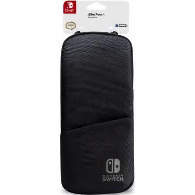 Чехол Hori Slim Pouch for Nintendo Switch (Black) для Nintendo Switch Officially Licensed by Nintendo