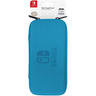 Чехол Hori Slim Pouch for Nintendo Switch Lite (Blue) Officially Licensed by Nintendo