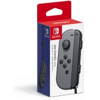 Nintendo Switch Joy-Con Gray (левый)