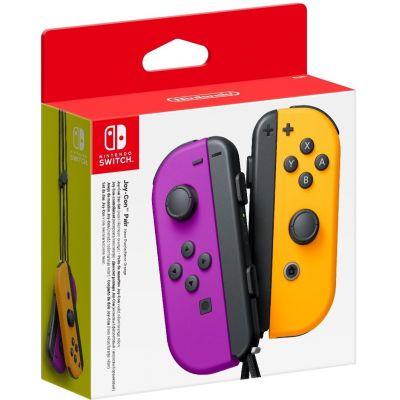 Nintendo Switch Joy-Con Purple/Orange (пара)