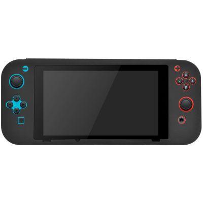 Силиконовый чехол (Black) для Nintendo Switch