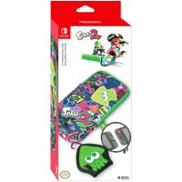 Splatoon 2 Splat Pack HORI Nintendo Switch Officially Licensed by Nintendo