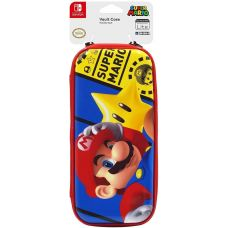Hori Vault Case (Mario Edition) for Nintendo Switch Lite Officially Licensed by Nintendo