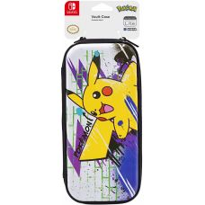 Hori Vault Case (Pikachu) for Nintendo Switch Lite Officially Licensed by Nintendo