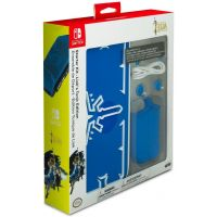 Zelda Breath of the Wild Edition Starter Kit for Nintendo Switch