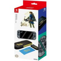 Zelda Starter Kit HORI Nintendo Switch Officially Licensed by Nintendo