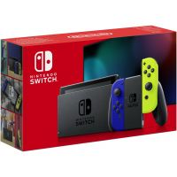 Nintendo Switch Blue-Yellow (Upgraded version)