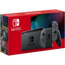 Nintendo Switch Gray (Upgraded version) (Б/У)