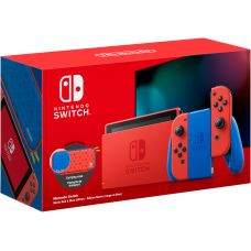 Nintendo Switch Mario Red & Blue Edition (Upgraded version)