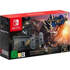 Nintendo Switch Monster Hunter Rise Edition (Upgraded version) (без ваучера)