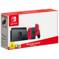 Nintendo Switch Red-Rouge