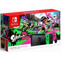Nintendo Switch Splatoon 2 Special Edition + Игра Splatoon 2 (русская версия)