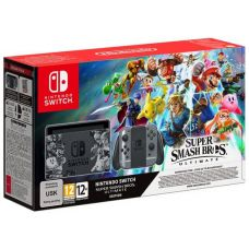 Nintendo Switch Super Smash Bros. Ultimate Limited Edition + Игра Super Smash Bros. Ultimate