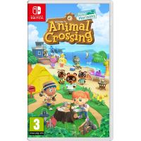 Animal Crossing: New Horizons (русская версия) (Nintendo Switch)