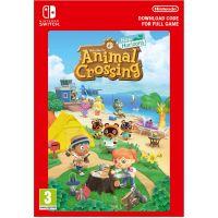 Animal Crossing: New Horizons (ваучер на скачивание) (русская версия) (Nintendo Switch)