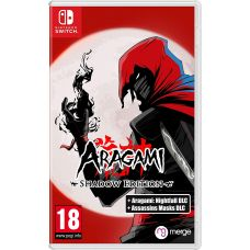 Aragami: Shadow Edition (русская версия) (Nintendo Switch)