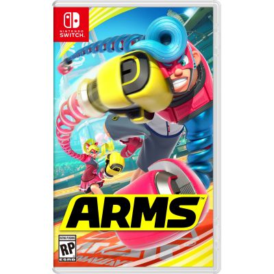 Arms (русская версия) (Nintendo Switch)
