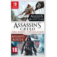 Assassin's Creed: Мятежники. Коллекция/ The Rebel Collection (русская версия) (Nintendo Switch)