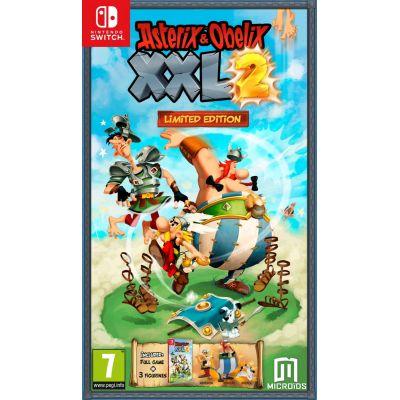 Asterix & Obelix XXL 2 Limited Edition (Nintendo Switch)