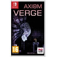 Axiom Verge (русская версия) (Nintendo Switch)