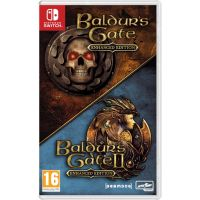 Baldur's Gate and Baldur's Gate II: Enhanced Editions (русская версия) (Nintendo Switch)