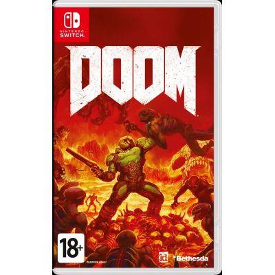 Doom (русская версия) (Nintendo Switch)