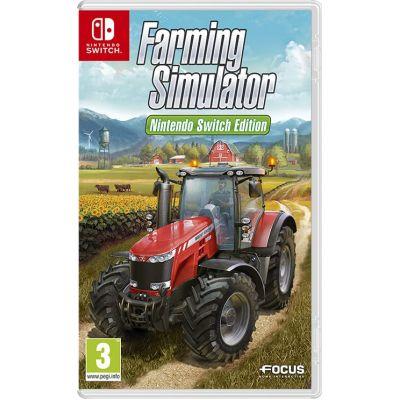 Farming Simulator Nintendo Switch Edition (русская версия) (Nintendo Switch)