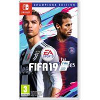 FIFA 19 Champions Edition (русская версия) (Nintendo Switch)
