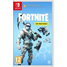 Дополнения Fortnite Deep Freeze Bundle (ваучер на скачивание) (Nintendo Switch)