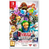 Hyrule Warriors: Definitive Edition (Nintendo Switch)
