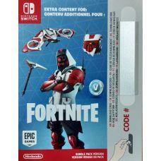 Дополнения Fortnite Double Helix (ваучер на скачивание) (Nintendo Switch)